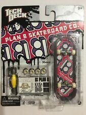 Tech Deck Plan B Ryan SHECKLER 96mm Fingerboard RARE 2008 Skateboard Pro Skater