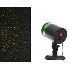 Natale Illuminazione -CLASS II 9 FUNZIONI ESTERNO LASER CON LUCE / SCURO SENSORE