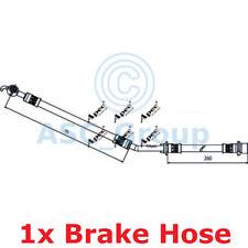 APEC BRAKING 510mm Scheibe Bremssattel flexibel GUMMISCHLAUCH hos4088