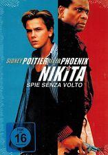DVD NEU/OVP - Little Nikita - Sidney Pointier & River Phoenix