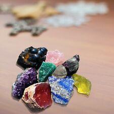 Premium Quality Raw Healing Chakra Stones & Crystal Healing Kit