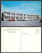 Old Canada Postcard - Sault Ste. Marie, Ontario - Wellington Court Motel