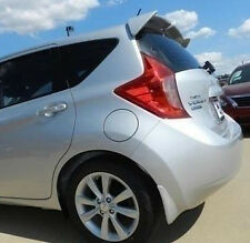Fits:Nissan Versa Note 2014+ Hatchback Factory Style Rear Spoiler Primer Finish