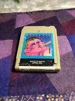 LIPPS INC Mouth to Mouth NBL87197 8 Track Tape