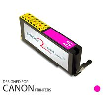 CLI-221 Magenta Edible Ink Cartridge for Canon PIXMA MP640 print edible toppers