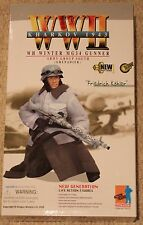 "Dragon Action Figure 1/6 ww11 tedesca Kohler 70413 12"" in scatola ha fatto Cyber HOT Toy"