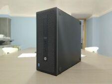 HP EliteDesk 800 g1 PC desktop 8gb ram Intel Core i5 Windows 10 Pro SSD 240gb