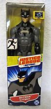 "DC Comics Justice League Action Batman Figure H30cm 12"" Animated Mattel Boxed"