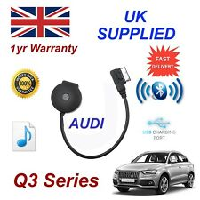 For AUDI Q3 Bluetooth Music Streaming USB Module MP3 iPhone HTC Nokia LG Sony 09