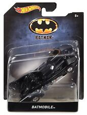 2016 Hot Wheels 1/50 Scale 1989 Movie Keaton Batmobile Diecast Vehicle