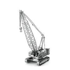 Metal Earth Crawler Crane 3D Laser Cut Metal DIY Model Hobby Construction Kit