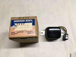 New American Bosch Voltage Regulator R585