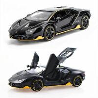 Lamborghini Centenario LP770-4 1/32 Scale Model Car Diecast Vehicle Sound Light