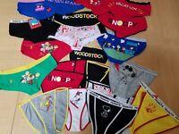 Snoopy - Peanuts Ladie's Panties - NWT - Size 6/Medium - Assorted Designs