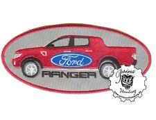 "FORD Ranger Wildtrak RAPTOR PICK UP gestickter ricamate patch ""NUOVO""!!!"