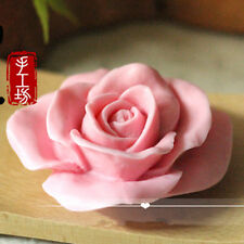 Soap Mold Craft Rose Silicone Soap Making Mould Candle Resin Handmade Mold