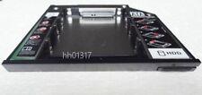 Hard Drive 2nd SATA Bay Caddy For DELL Latitude E-series (E6500 M2400 M4400)