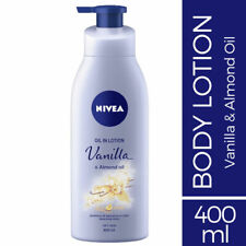 Nivea Oil In Lotion Goodness of Natural Vanilla & Almond Oil 400ml For Dry Skin