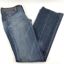 7 Seven For All Mankind Womens Jeans Size 26 Bootcut Wash Metal Studd