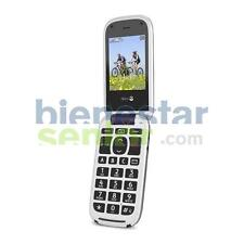 Doro PhoneEasy 613 - Teléfono Móvil Pantalla Grande -Berenjena-