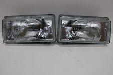 Nissan Sunny Sentra 130Y B11 Front Headlights Lamps Lights Lampu Depan 1982-1984