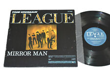 """THE HUMAN LEAGUE Mirror Man / You Remind Me of Gold 12"""" Single 1982 VG/VG 45rpm"""