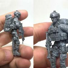 1/35 figurines en résine modèle kit soldats russes modernes e3