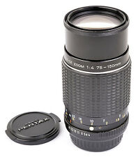 SMC PENTAX-M Zoom 1:4-3,5 75-150mm ! TOP & CLEAN & 100% WORKING condition B+ !!!