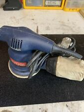 "ryobi 2.4v palm orbital sander. ""hole in dust bag"" works good"