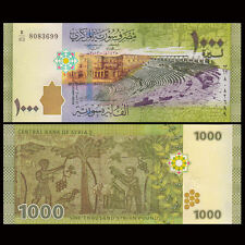 Syria - 1000 pounds - UNC currency note - 2015 issue