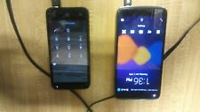 Alcatel Phones FOR PARTS clean IMEI-2 phones Idol 3+Ideal