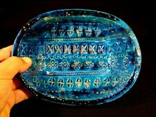 Beautiful Bitossi Rimini Cresent Shaped Bowl