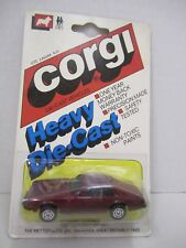 CORGI E72 JAGUAR XJS - METTOY TOY CO. - crafted in Great Britain - 1983 Diecast