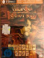 DVD + CD - ALICE COOPER - Brutally Live NEUF