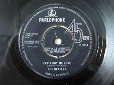 "The Beatles Can't Buy Me Love UK 7"" NCB Parlophone R 5114 1964"