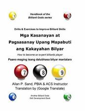 Drills and Exercises to Improve Billiard Skills (Filipino) : How to Become an...
