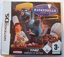 Nintendo DS - RATATOUILLE - komplett - gebraucht
