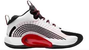 Jordan Jumpman 2021 Basketball Shoes White/Red/Black BRED