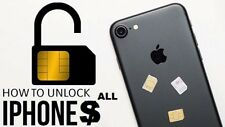 Iphone Unlock Service.Chip.Sprint Att Tmobile Etc 5s Se 6 6s 7+ 8+ Xs Xr Xs Max