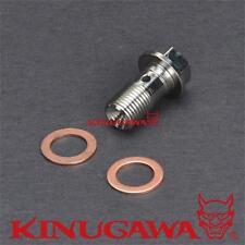 Kinugawa Turbo  M12 x P1.50 mm Water Bolt