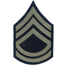 WW2 US AMERICAN TECHNICAL SERGEANT KHAKI RANK INSIGNIA