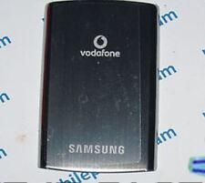 New Genuine Original Samsung L810 Steel Battery Cover Housing