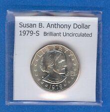 Brilliant Uncirculated 1979-S Susan B. Anthony Dollar