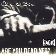 Children of Bodom, Are You Dead Yet?, Excellent Explicit Lyrics