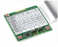 YEP ESC Programming Card for YEP series ESC`S Heli Airplane 45a 80a 100a 120a