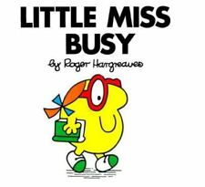 Little Miss Busy (Mr. Men and Little Miss) by Hargreaves, Roger