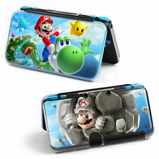 Mario & Yoshi - Clip-on Hard Case Cover for Nintendo 2ds XL