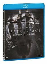 Blu Ray Leatherface - Il Massacro Ha Inizio - (2017) - Horror .......NUOVO
