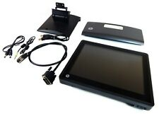 HP CFD10 10.4 POS CFD Panel w/ Stand and Cable QZ702AA 667165-001 683311-001