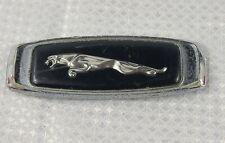 Vintage 1984 Jaguar Xj6 Emblem Badge Oem Door Fender